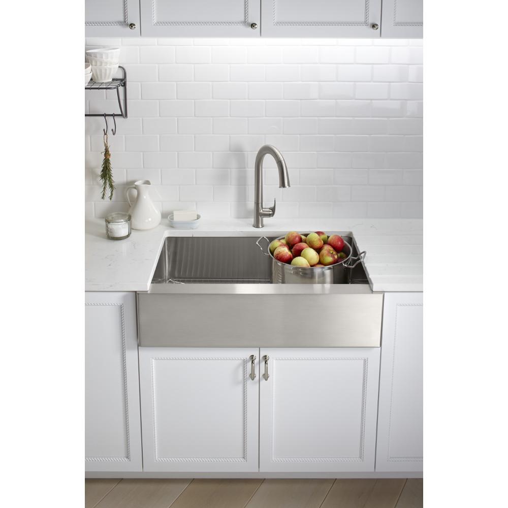 Kohler Strive sink - park cities kitchen