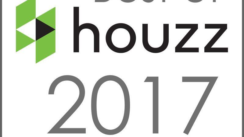 houzz 2017 best of service award