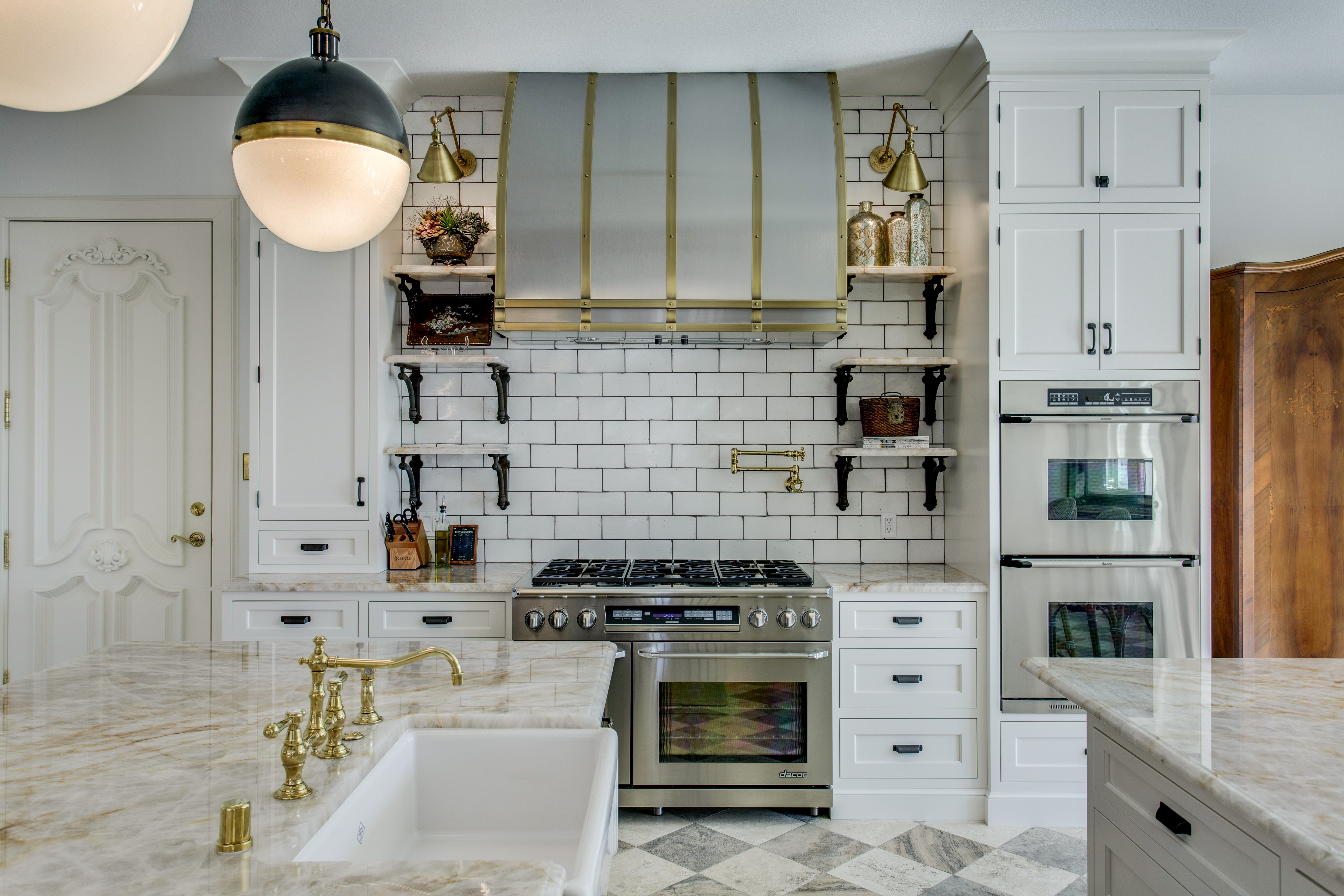 Mixing Metals | Snappy Kitchens
