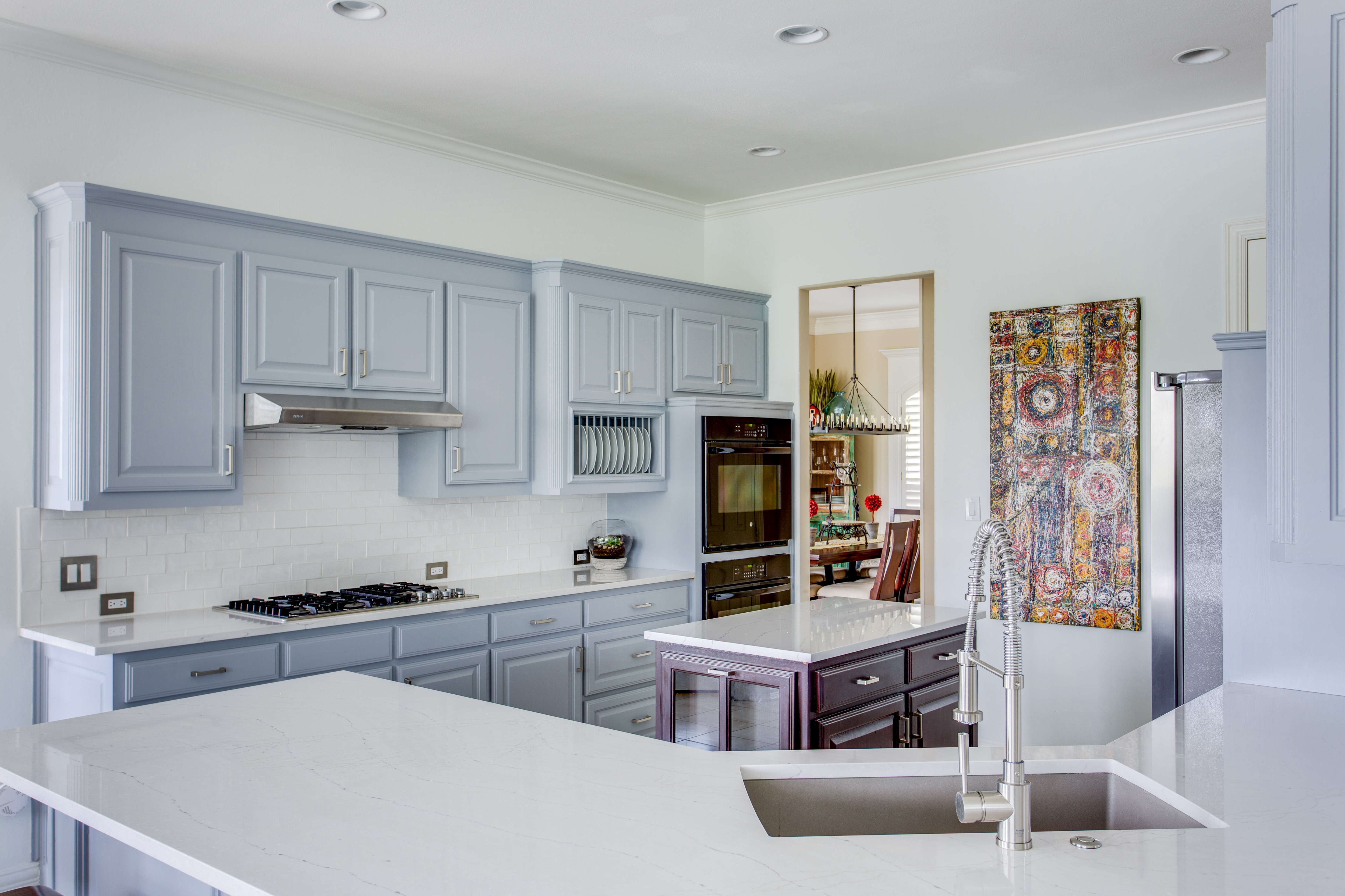 Custom Kitchen Design Gallery - Custom Kitchens | Snappy Kitchens