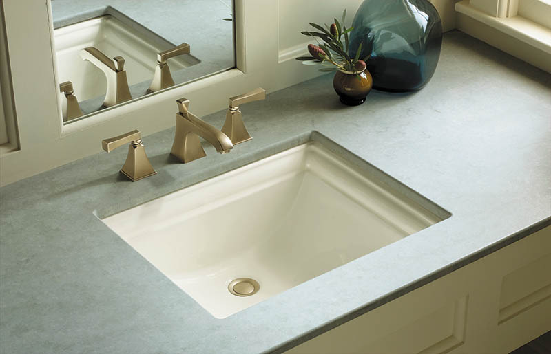 Different types of Vanity Faucets with Kohler | Snappy Kitchens